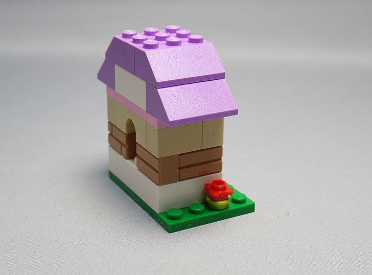 LEGO-41025-パピーとプレイハウスを作った12.jpg