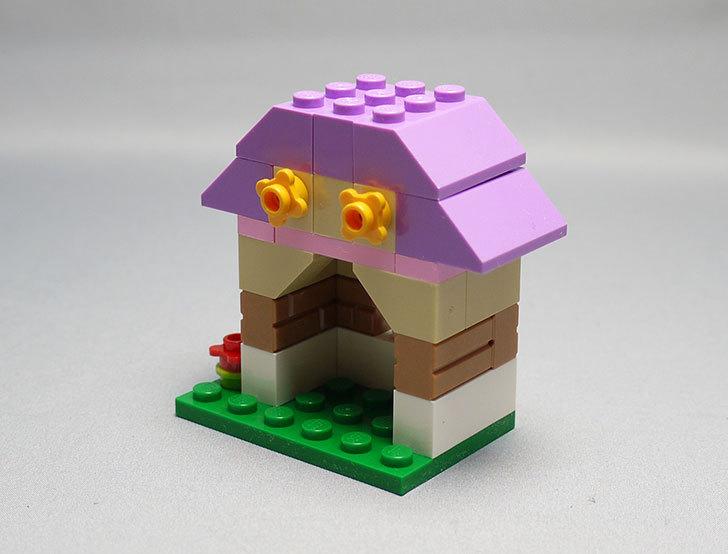 LEGO-41025-パピーとプレイハウスを作った8.jpg