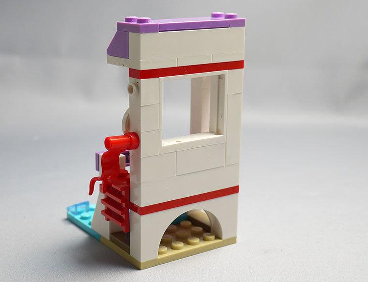 LEGO-41028-ビーチライフガードを作った10.jpg