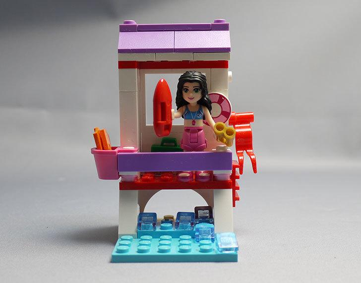 LEGO-41028-ビーチライフガードを作った13.jpg