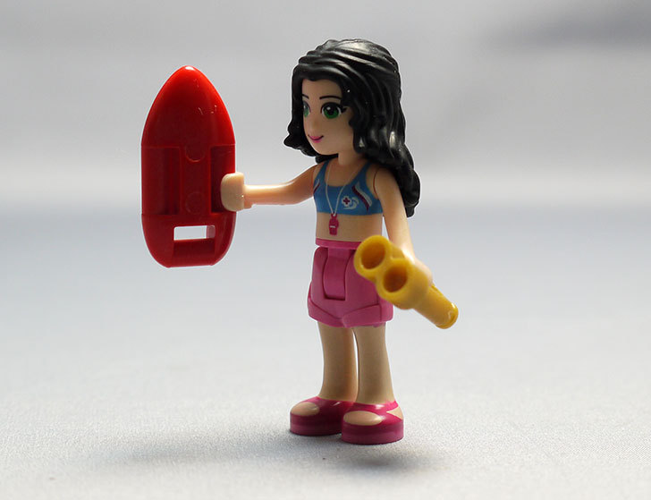 LEGO-41028-ビーチライフガードを作った23.jpg