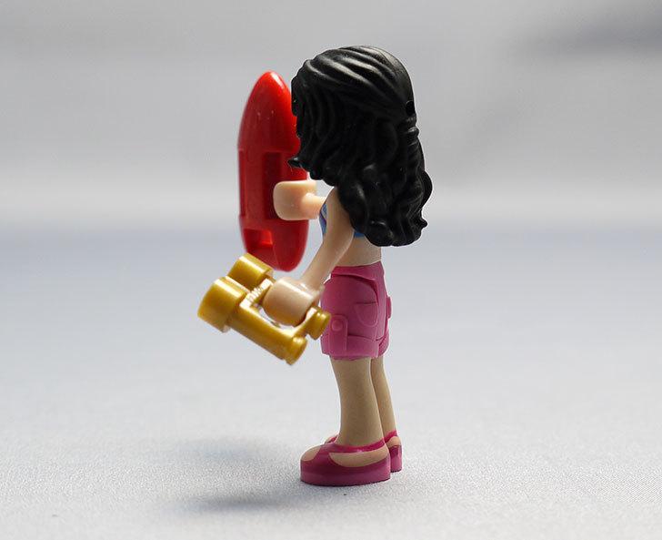 LEGO-41028-ビーチライフガードを作った24.jpg