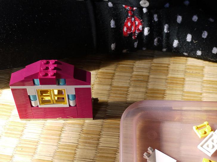 LEGO-41029-プチハウスを作った5.jpg