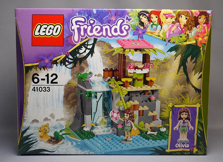 LEGO-41033-スプラッシュジャングルフォールが来た1.jpg