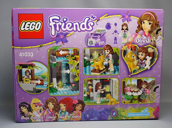LEGO-41033-スプラッシュジャングルフォールが来た2.jpg