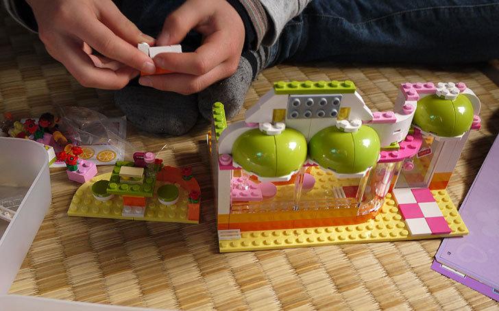 LEGO-41035-ハートレイクジュースバーを作った13.jpg