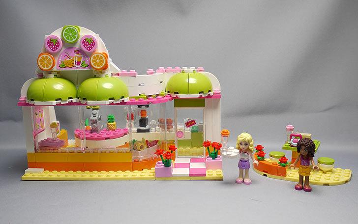 LEGO-41035-ハートレイクジュースバーを作った14.jpg
