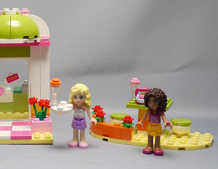LEGO-41035-ハートレイクジュースバーを作った15.jpg