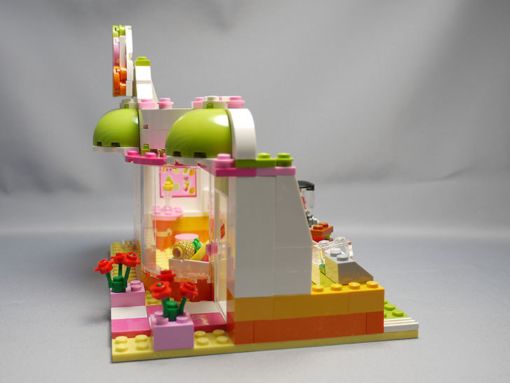 LEGO-41035-ハートレイクジュースバーを作った18.jpg