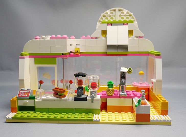 LEGO-41035-ハートレイクジュースバーを作った20.jpg
