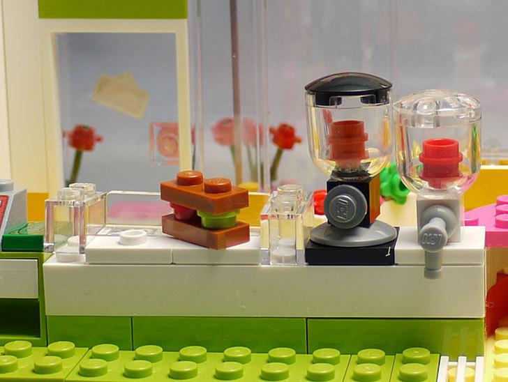 LEGO-41035-ハートレイクジュースバーを作った21.jpg
