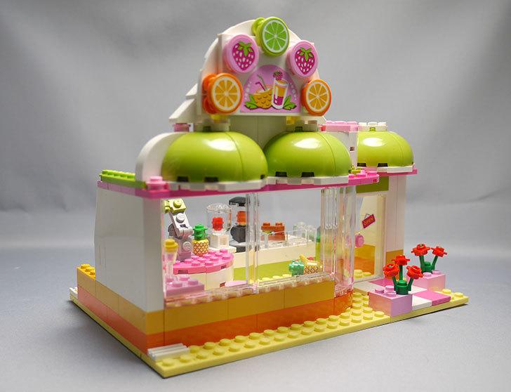 LEGO-41035-ハートレイクジュースバーを作った24.jpg