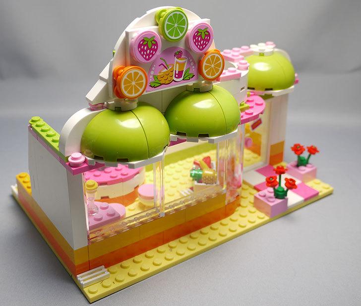 LEGO-41035-ハートレイクジュースバーを作った25.jpg