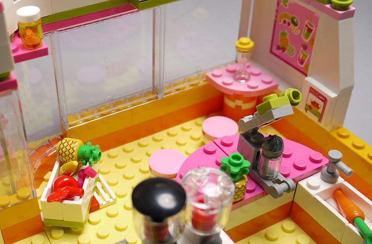 LEGO-41035-ハートレイクジュースバーを作った28.jpg