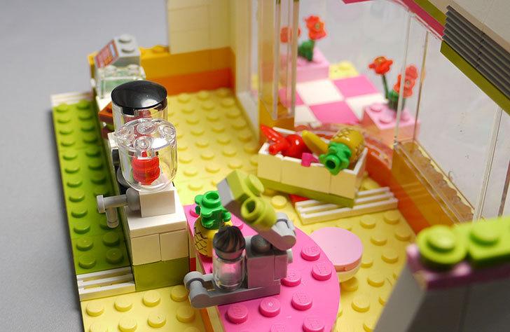 LEGO-41035-ハートレイクジュースバーを作った29.jpg