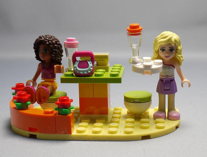 LEGO-41035-ハートレイクジュースバーを作った34.jpg