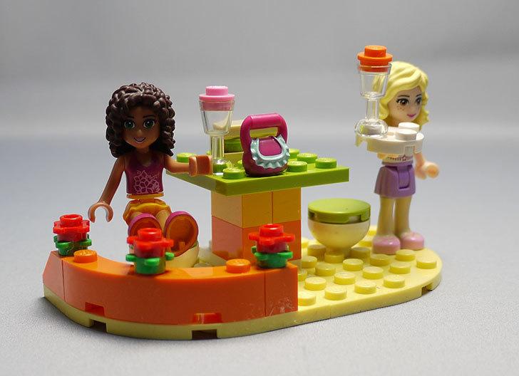 LEGO-41035-ハートレイクジュースバーを作った35.jpg