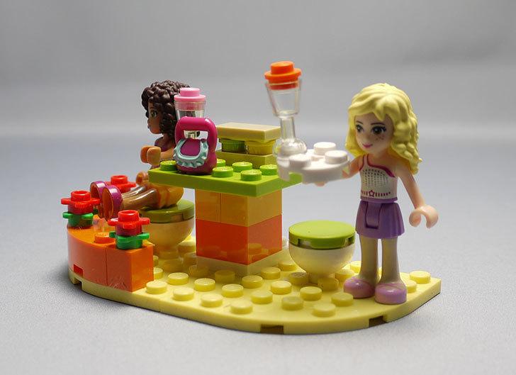 LEGO-41035-ハートレイクジュースバーを作った36.jpg