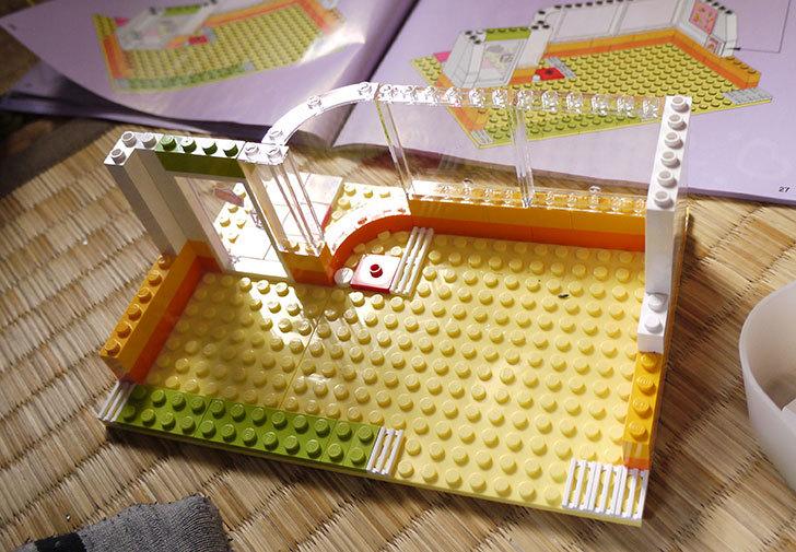 LEGO-41035-ハートレイクジュースバーを作った7.jpg