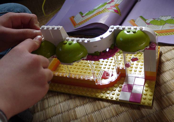 LEGO-41035-ハートレイクジュースバーを作った9.jpg