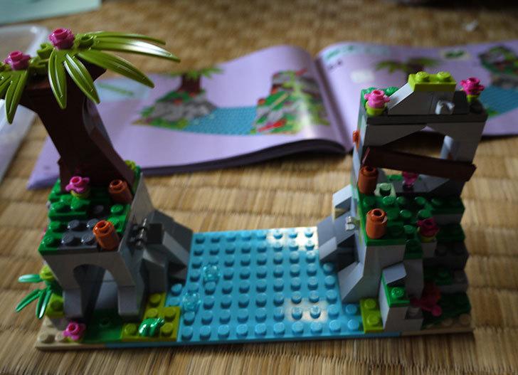 LEGO-41036-ドキドキジャングルリバーを作った11.jpg