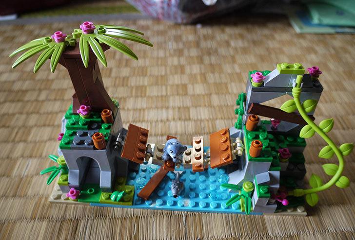 LEGO-41036-ドキドキジャングルリバーを作った12.jpg