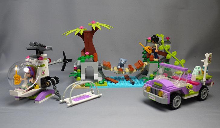 LEGO-41036-ドキドキジャングルリバーを作った13.jpg