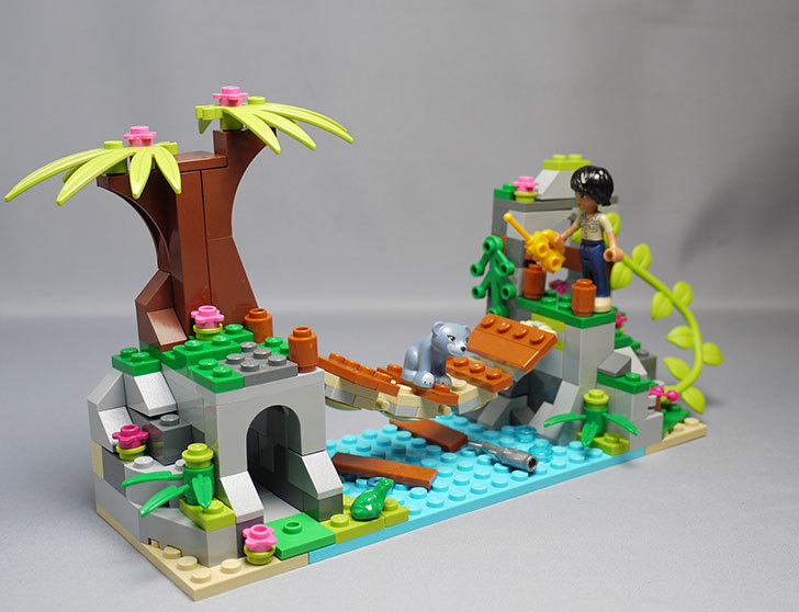 LEGO-41036-ドキドキジャングルリバーを作った15.jpg