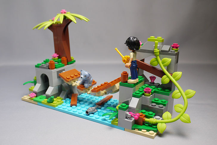LEGO-41036-ドキドキジャングルリバーを作った20.jpg