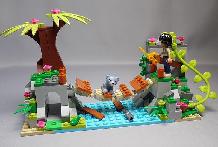 LEGO-41036-ドキドキジャングルリバーを作った21.jpg