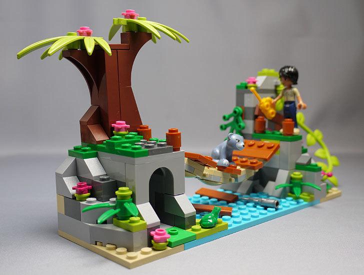 LEGO-41036-ドキドキジャングルリバーを作った22.jpg