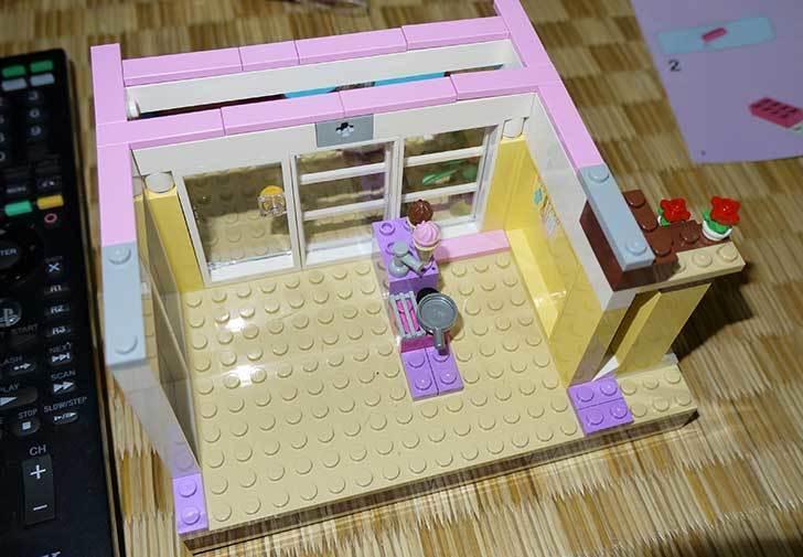 LEGO-41037-ハートレイクビーチハウスを作った13.jpg