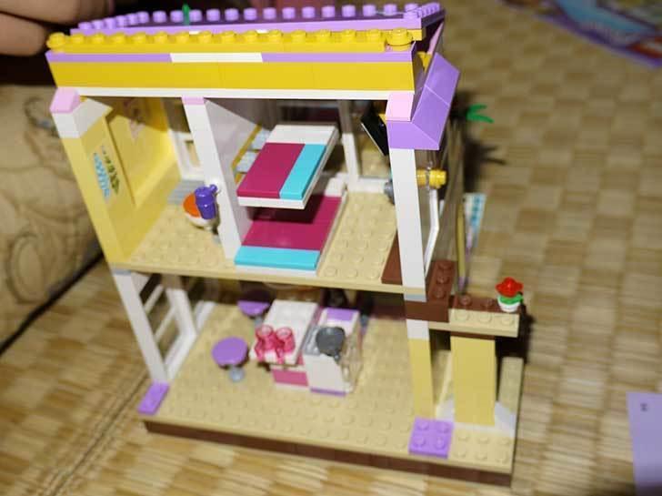 LEGO-41037-ハートレイクビーチハウスを作った21.jpg