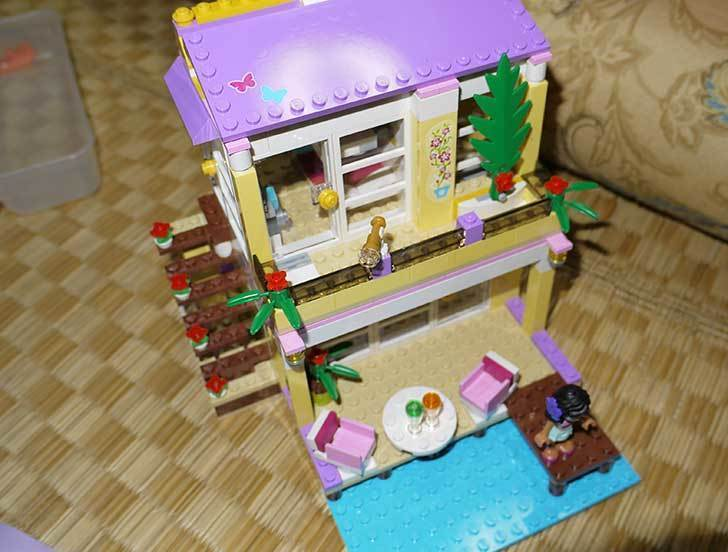 LEGO-41037-ハートレイクビーチハウスを作った22.jpg