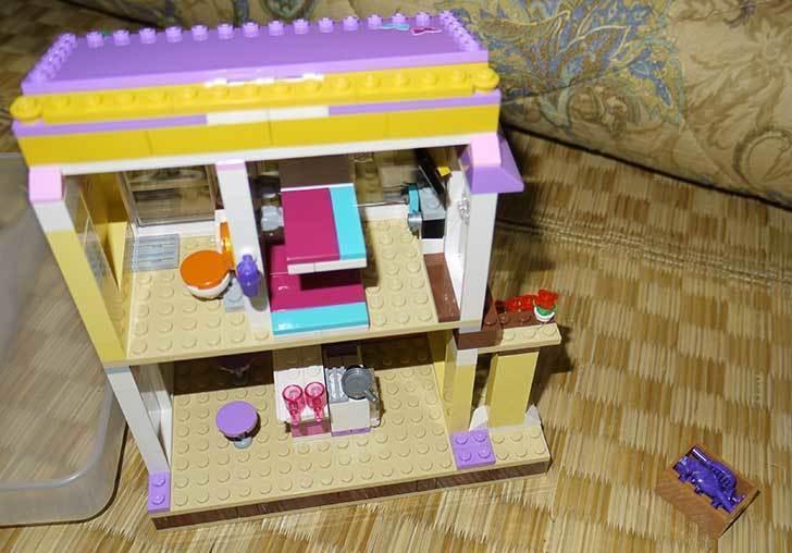 LEGO-41037-ハートレイクビーチハウスを作った23.jpg