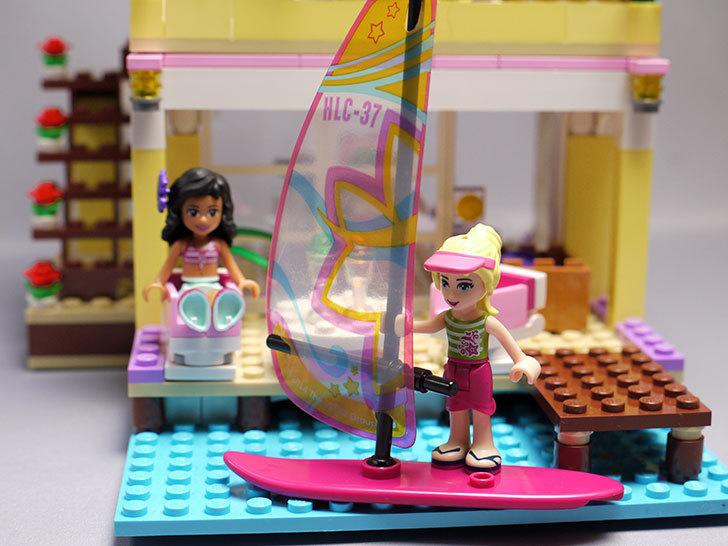 LEGO-41037-ハートレイクビーチハウスを作った24.jpg