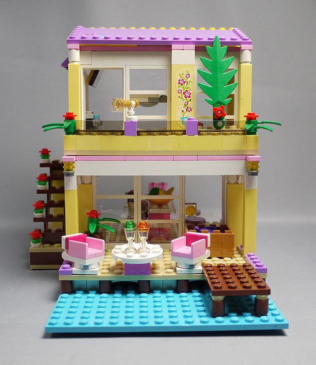 LEGO-41037-ハートレイクビーチハウスを作った25.jpg