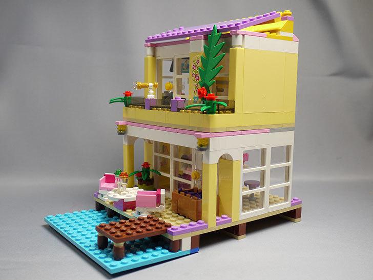 LEGO-41037-ハートレイクビーチハウスを作った26.jpg