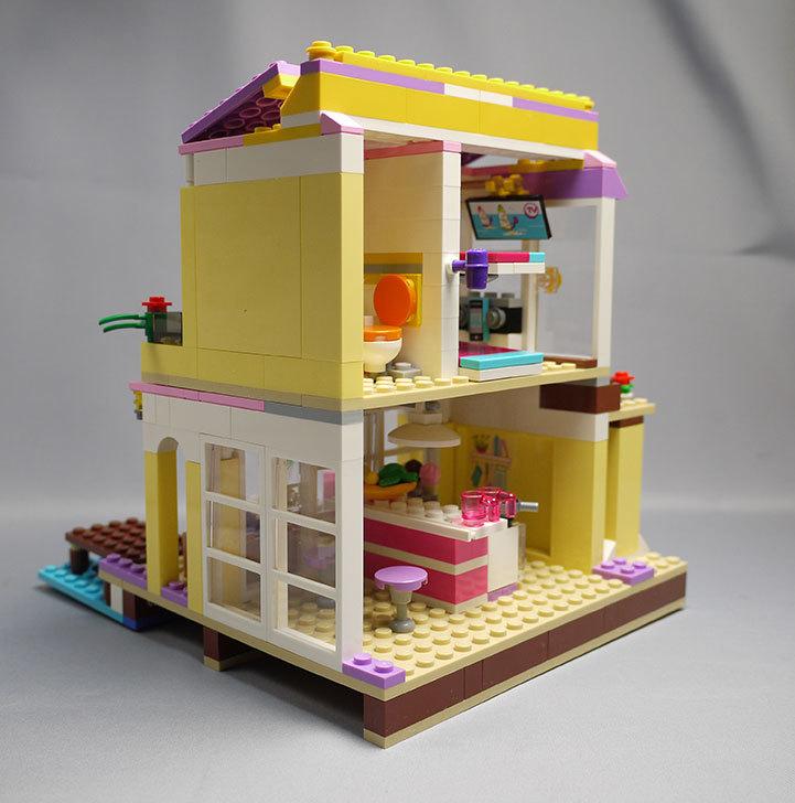 LEGO-41037-ハートレイクビーチハウスを作った28.jpg