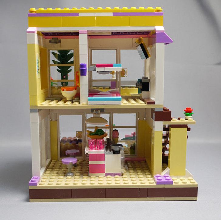 LEGO-41037-ハートレイクビーチハウスを作った29.jpg