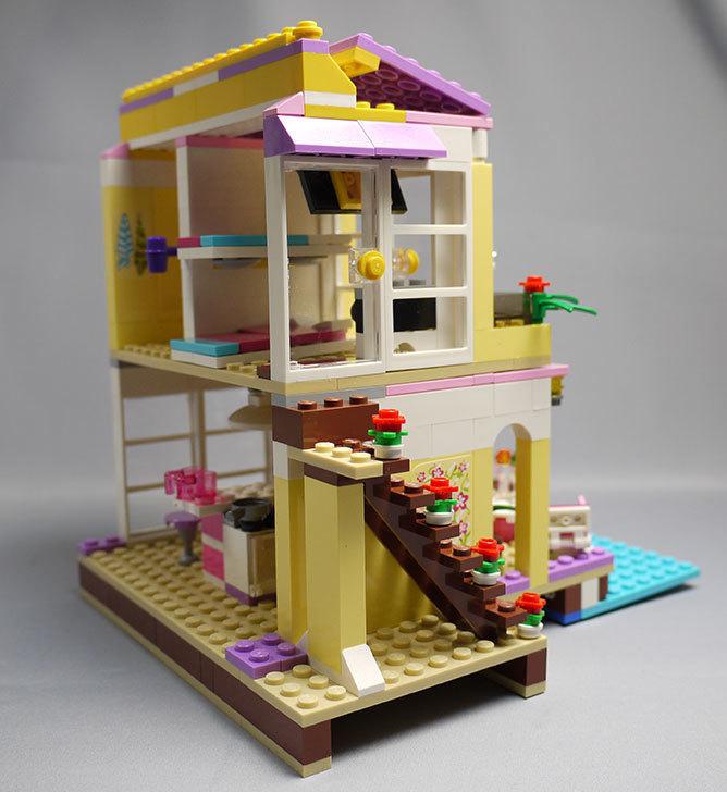 LEGO-41037-ハートレイクビーチハウスを作った30.jpg