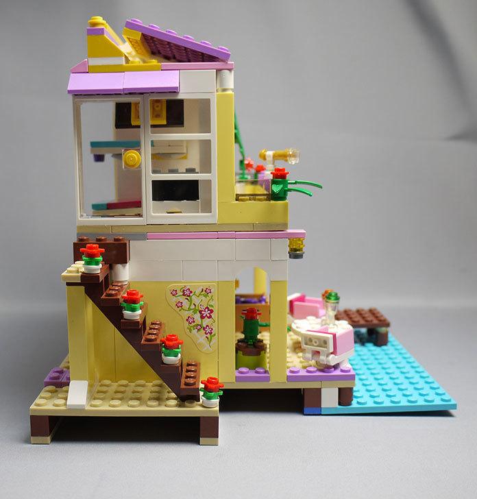 LEGO-41037-ハートレイクビーチハウスを作った31.jpg