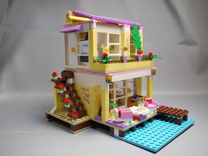 LEGO-41037-ハートレイクビーチハウスを作った32.jpg
