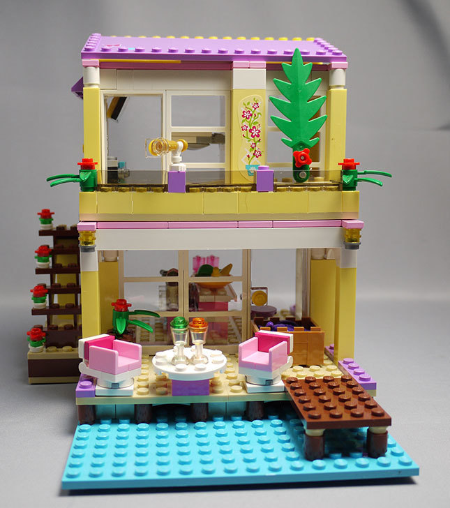 LEGO-41037-ハートレイクビーチハウスを作った33.jpg