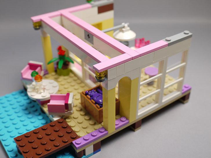 LEGO-41037-ハートレイクビーチハウスを作った37.jpg