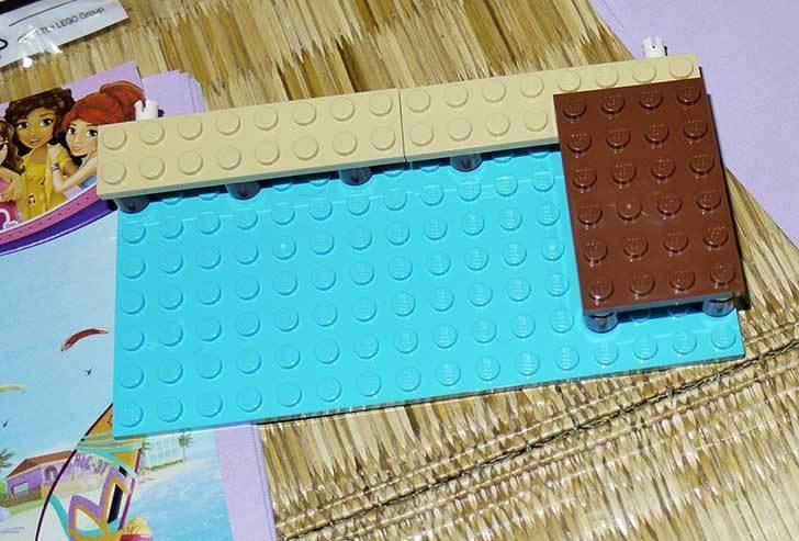 LEGO-41037-ハートレイクビーチハウスを作った6.jpg