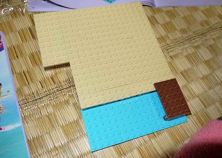 LEGO-41037-ハートレイクビーチハウスを作った8.jpg