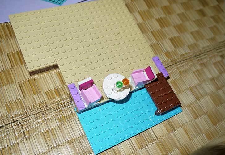 LEGO-41037-ハートレイクビーチハウスを作った9.jpg