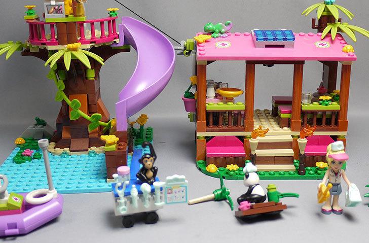 LEGO-41038-ミステリージャングルパラダイスを作った1.jpg