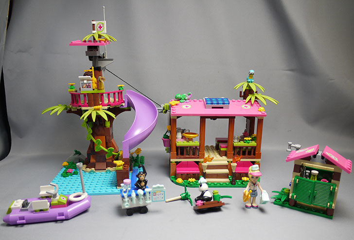 LEGO-41038-ミステリージャングルパラダイスを作った22.jpg